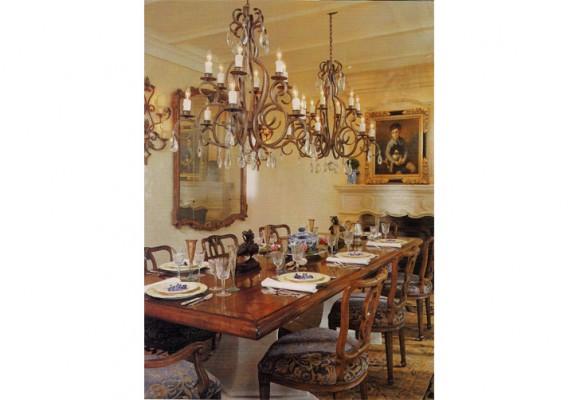 Marsha jones interior design ltd dining room for Jones design company dining room